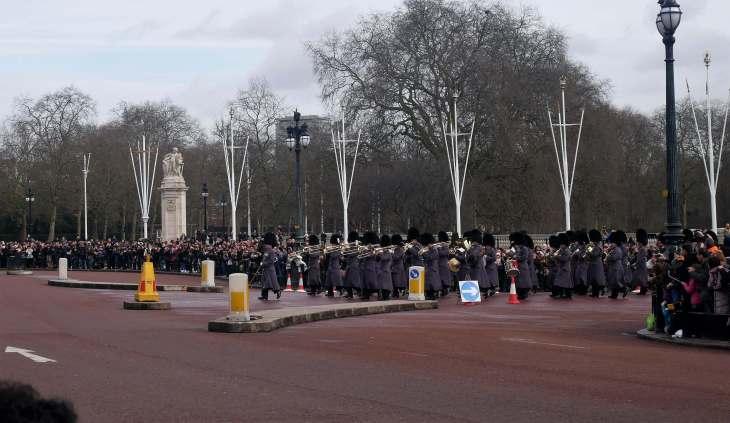 Family Travel Blog Buckingham Palace
