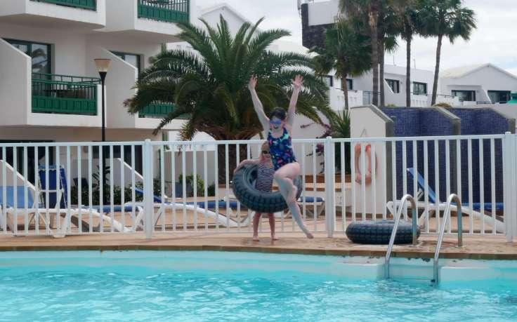 Family Travel Blog Lanzarote