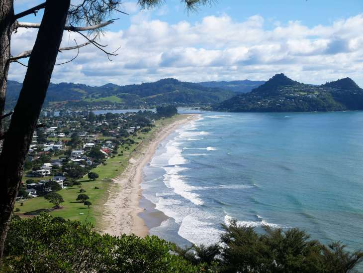 Round the world with my family at Pauanui