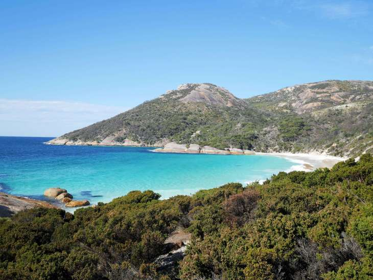 Family travel blog in Western Australia