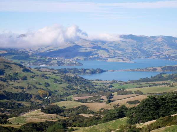 Family travel blog - Akaroa