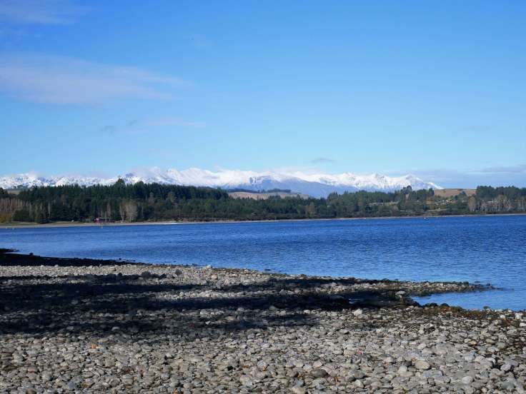 Family travel blog - Te Anau
