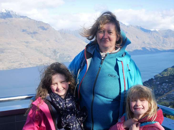 Family travel blog