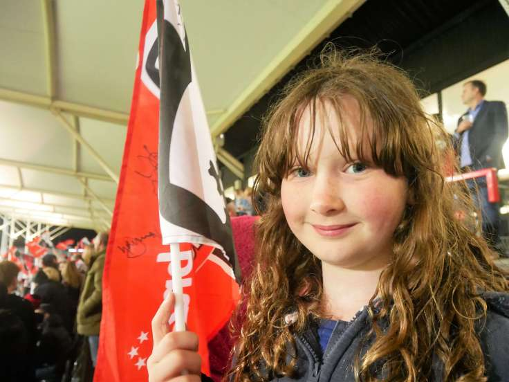 Round the world with my family at Crusaders Rugby